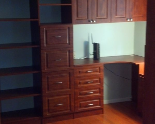 Office Built Ins