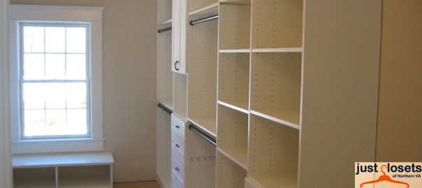 Custom closet system