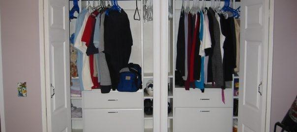 Designing a Closet