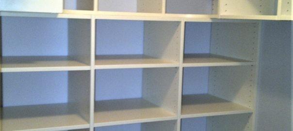 Maximize corner space