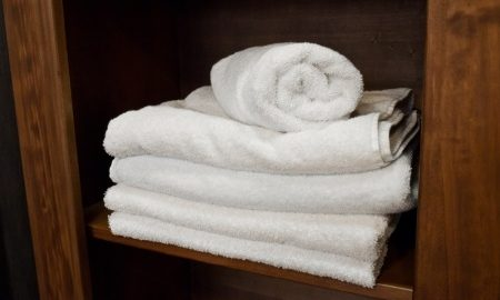 Closet Makeover - Towels