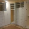 New Closet System